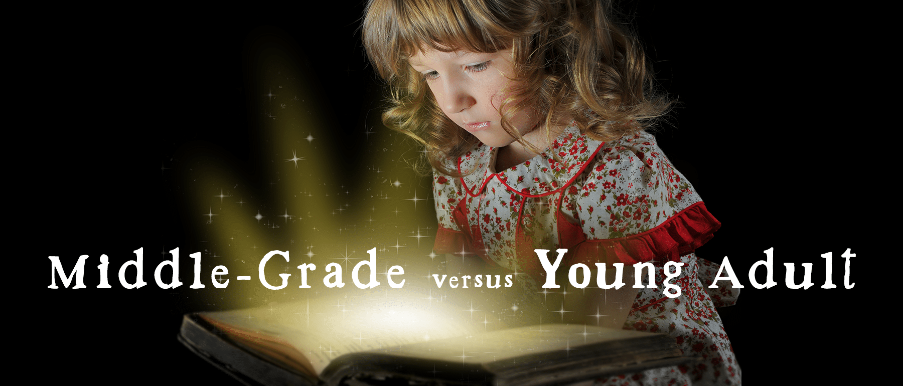 Middle-Grade vs Young Adult
