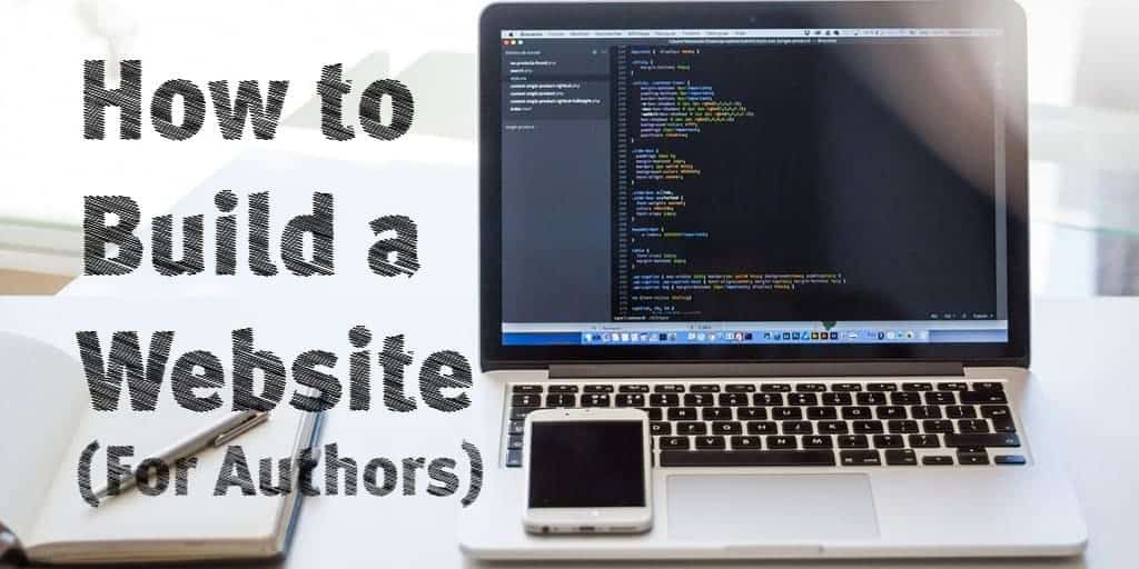How to Build a Website (For Authors)