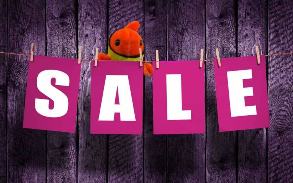 Sale (with Gorishfish)!