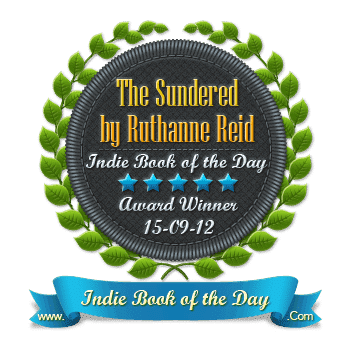 THE SUNDERED - indie book of the day